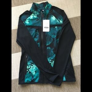 Fabletics jacket size large NWT